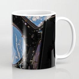ISS Cupola module - South Africa Coffee Mug