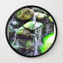 Stacked Wall Clock