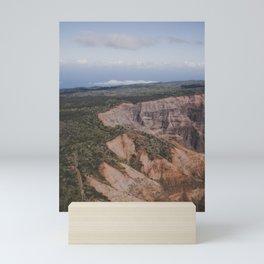 The Road Less Traveled Mini Art Print