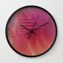 PULSE Wall Clock