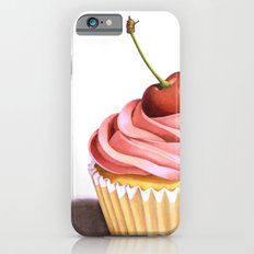 The Perfect Pink Cupcake Slim Case iPhone 6