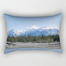 Majestic River 1 Rectangular Pillow