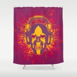 Disco Insanity Shower Curtain