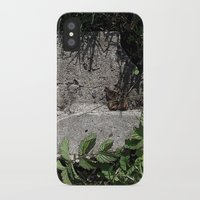concrete iPhone & iPod Cases featuring concrete by Ruud van Koningsbrugge