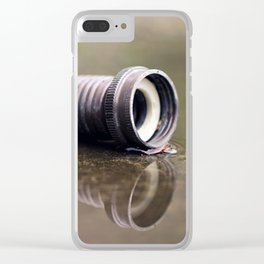 Hosed Clear iPhone Case