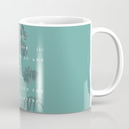 P + R Gardening Coffee Mug