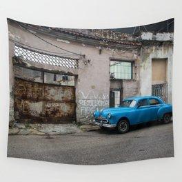 Viva la Revolucion Wall Tapestry