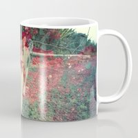 evil Mugs featuring Evil cat by Deprofundis