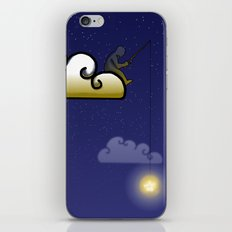 Fishing For Dreams iPhone & iPod Skin