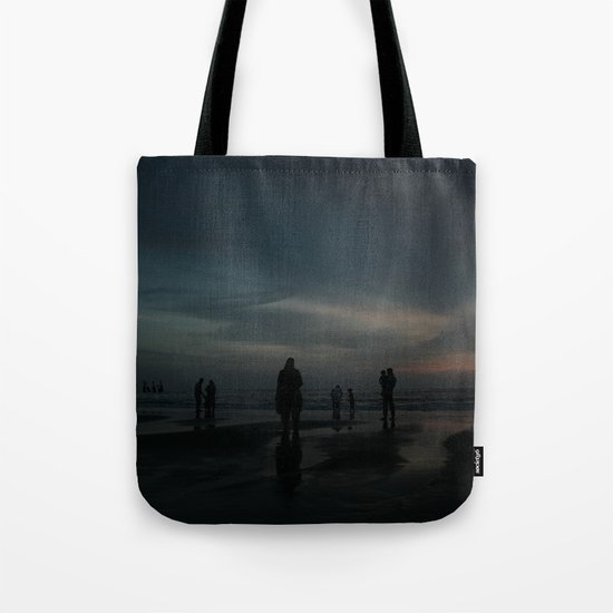 Ghost Beach Tote Bag