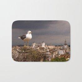 Birds Eye View Bath Mat