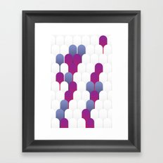 Abstract 14 Framed Art Print
