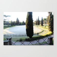 Park livin' Canvas Print