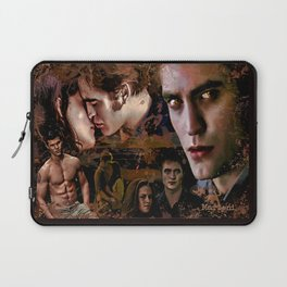 Eclipse Tribute by Martoni (Pattinson, Stewart, Lautner) Laptop Sleeve