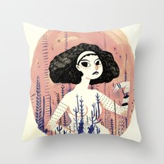 From me too Throw Pillow