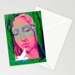 Mary 01 Stationery Cards