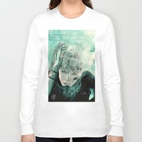 kpop Long Sleeve T-shirts featuring B.A.P's ZELO by Worldandco
