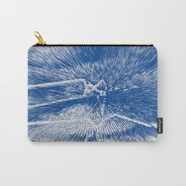 Abstract Poll n2 Carry-All Pouch