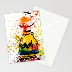 Charlie Brown Stationery Cards