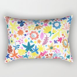 Autumm´s flowers Rectangular Pillow