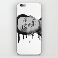 dali iPhone & iPod Skins featuring Dali by -KP-