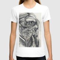 garrus T-shirts featuring Garrus  by VWelch78