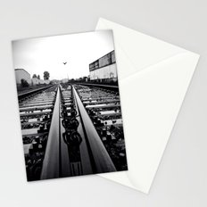 Gritty City railway Stationery Cards