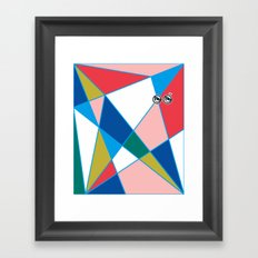 Geometric Fantasy 5 Framed Art Print