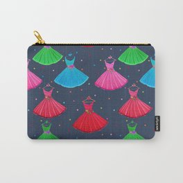 Holiday Dress / Christmas Party / New Year Carry-All Pouch
