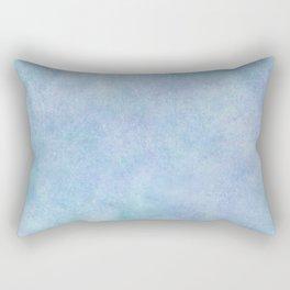 Pretty blues Rectangular Pillow