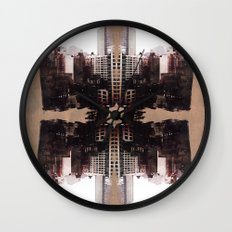 Vanished Wall Clock