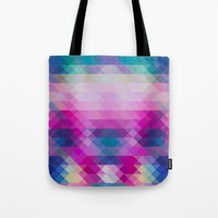 spice girls Tote Bags featuring spice by Marta Olga Klara