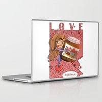 nutella Laptop & iPad Skins featuring True love by Clizia Brozzesi
