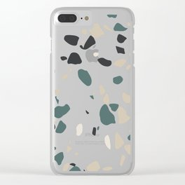 Patterns Linno Clear iPhone Case