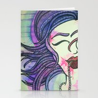 sister Stationery Cards featuring Sister by Taylor James