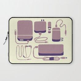 Digital Emergency Kit (Lavender) Laptop Sleeve