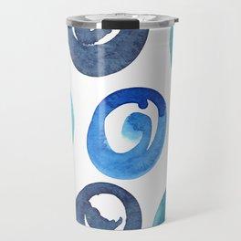 08 - laundromat Travel Mug