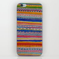 decal iPhone & iPod Skins featuring TRIBAL CRAYON / by Vasare Nar
