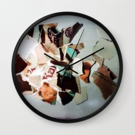 Such A Mess Wall Clock