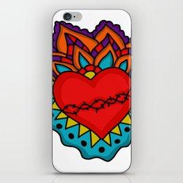 Milagro Corazon iPhone Skin