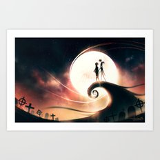 We're Simply Meant To Be Art Print