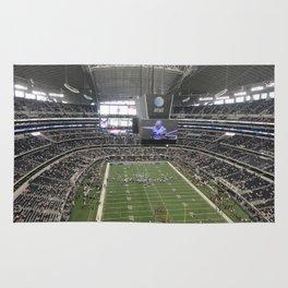 Cowboys Stadium Rug