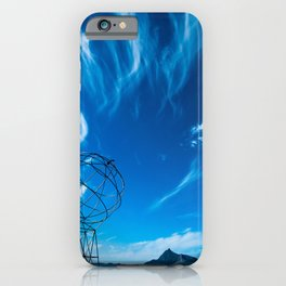 Norway view iPhone Case