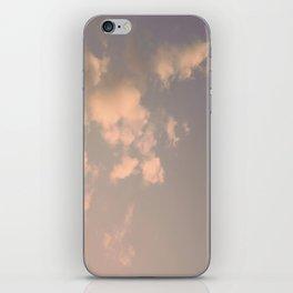 Clouds over Charleston 2 iPhone Skin