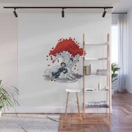 Dreaming Jon Wall Mural