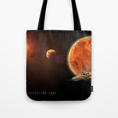 Expedition 2092 Tote Bag