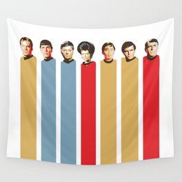 Star Trek TOS Graphic Print Wall Tapestry