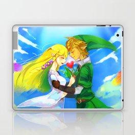 Zelda in love Laptop & iPad Skin