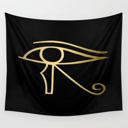 Eye of Horus Egyptian symbol Wall Tapestry