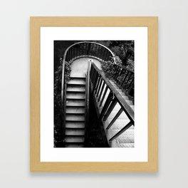Mathletic Framed Art Print
